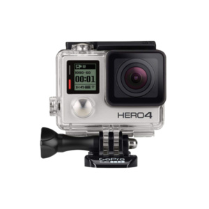 Gopro hero 4 for review finished