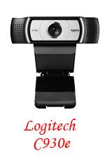 Logitech c930e for gallery finisheed