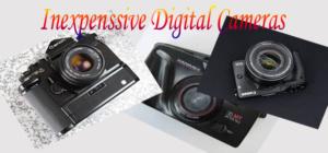 inexpensive digital cameras for slider finished smaller