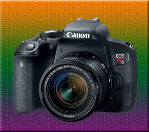 canon rebel T7i for homepage finished