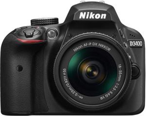 Nikon D3400 test 1