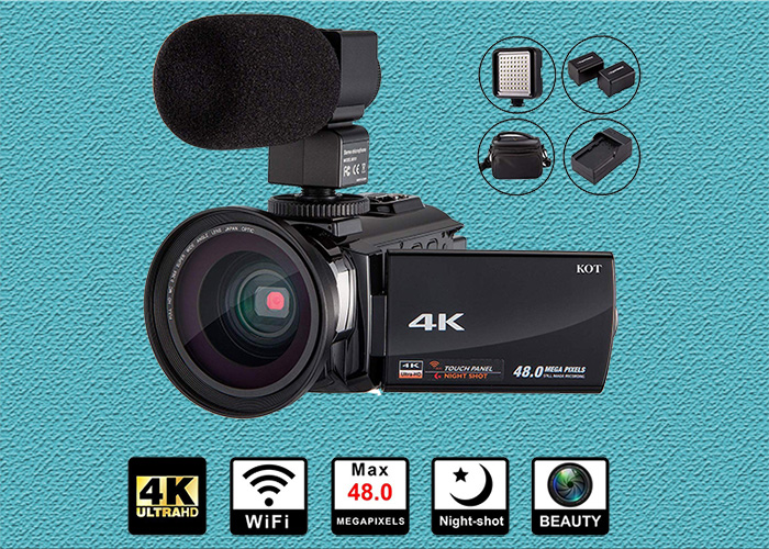 Finding The Best 4k Camcorder Today Best Camera For Youtube