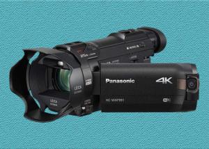 PanasonicHC-WXF991K review finish