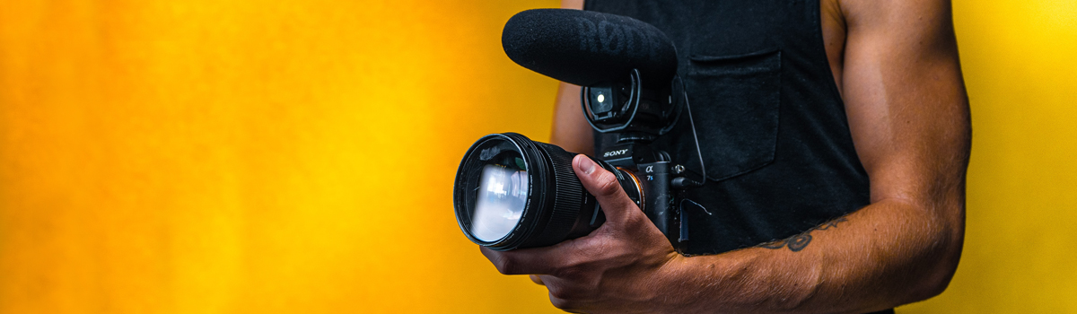 Blogger camera