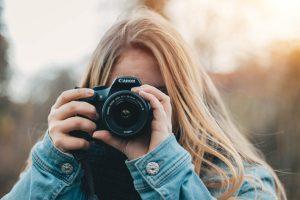 Sara Stevens Best Camera Author