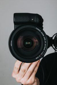 video camera for vlogging